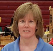 Elaine Richardson, Vice President