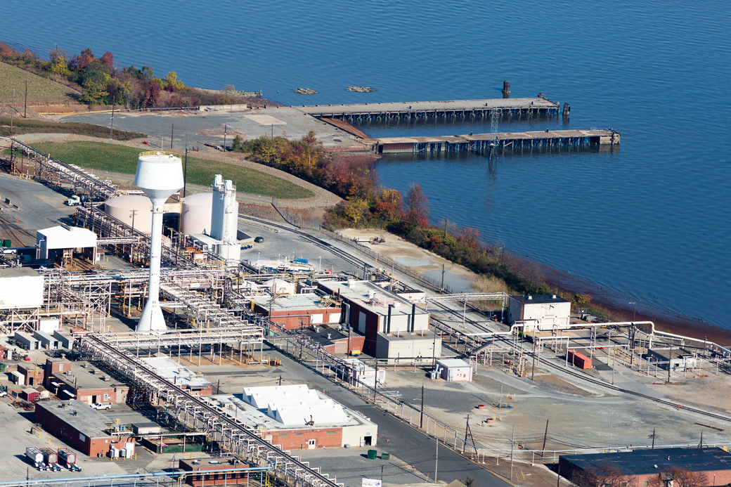 Chemours Edgemoor Chemical Facility Sold to Port of Wilmington, DE